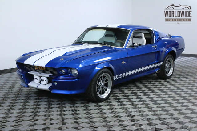 MUSTANG | FORD | 1967 | VIN # 7r01c220608 | Worldwide Vintage Autos