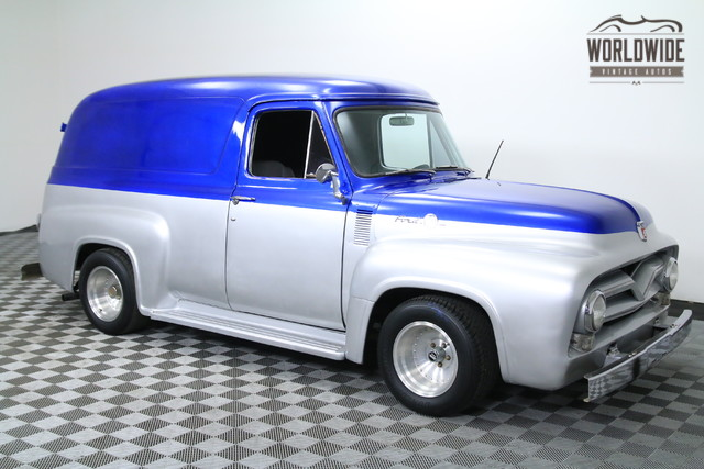 1955 Ford Panel Van Truck for Sale