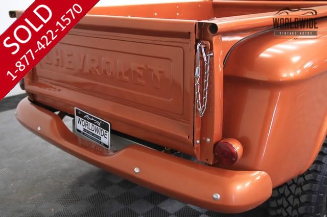 1957 Chevy 3100 Shortbed For Sale