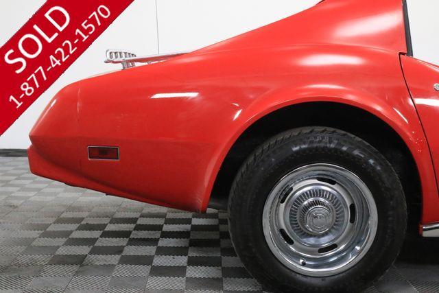 Corvette Chevrolet 1975 Vin 1z37j5s406852
