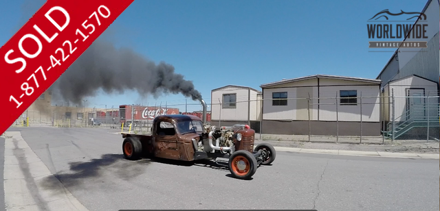 1939 Chevy Rat Rod for Sale