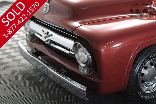 F100 | FORD | 1956 | VIN # F10D6K19779 | Worldwide Vintage Autos