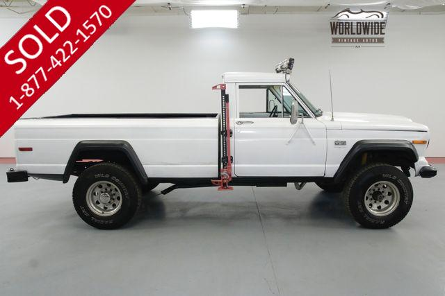 J20 | JEEP | 1977 | VIN # j7m46yp094948 | Worldwide Vintage