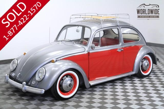 1966 Vw Bug For Sale
