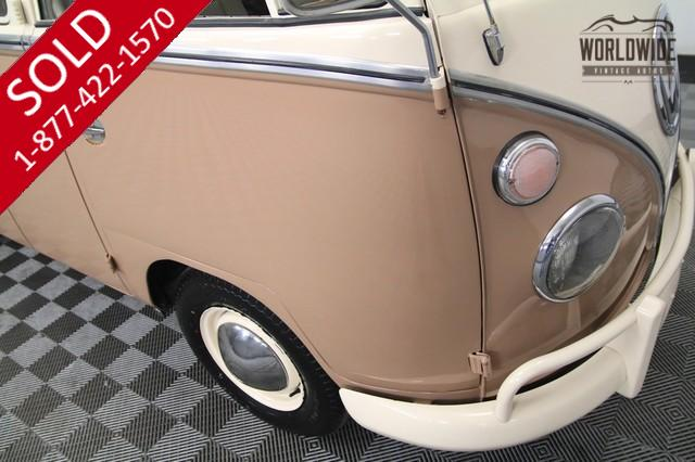 Another Try At Slark Ultra Rare: 1963 VW 23 Van For Sale