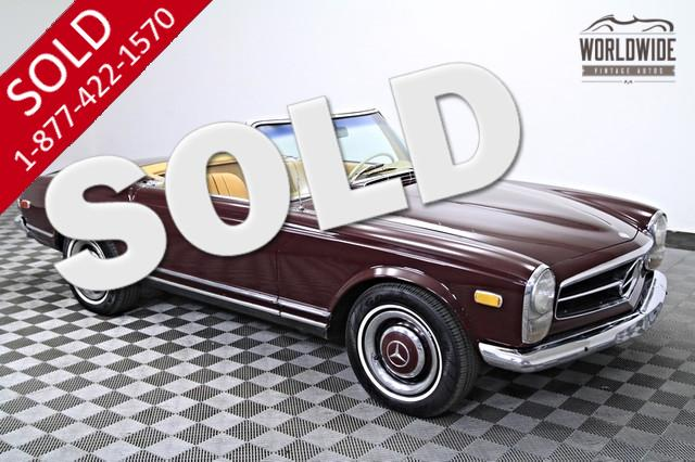 1966 Mercedes Pagoda for Sale