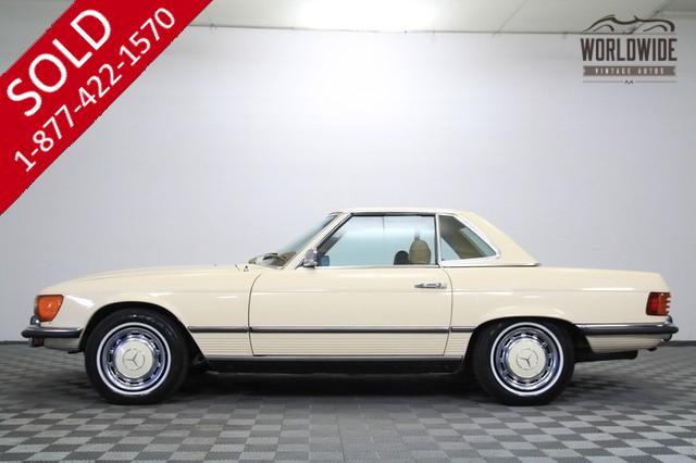 1973 Mercedes 450SL for Sale