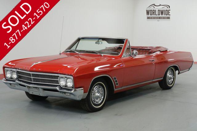 1966 BUICK CONVERTIBLE RESTORED IN 2005