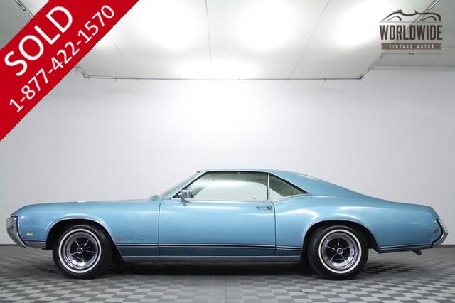 1968 Buick Rivera GS 430/360 HP V8 for Sale