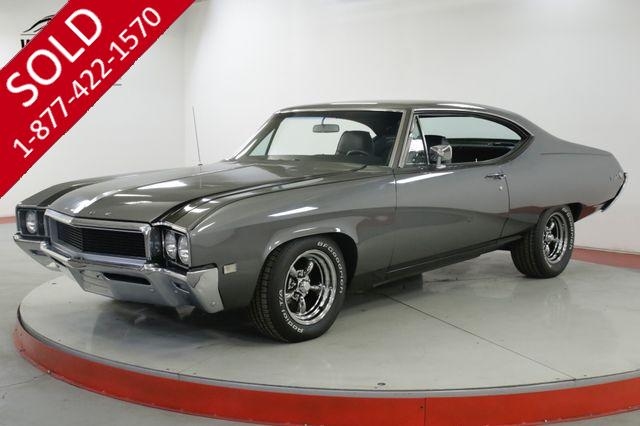 1968 BUICK  SKYLARK RESTORED PRO TOURING HOT ROD V8 PS DISC