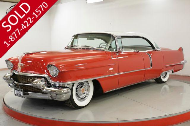 1956 CADILLAC  SEDAN DEVILLE IMMACULATE PAINT POWER STEERING POWER BRAKES