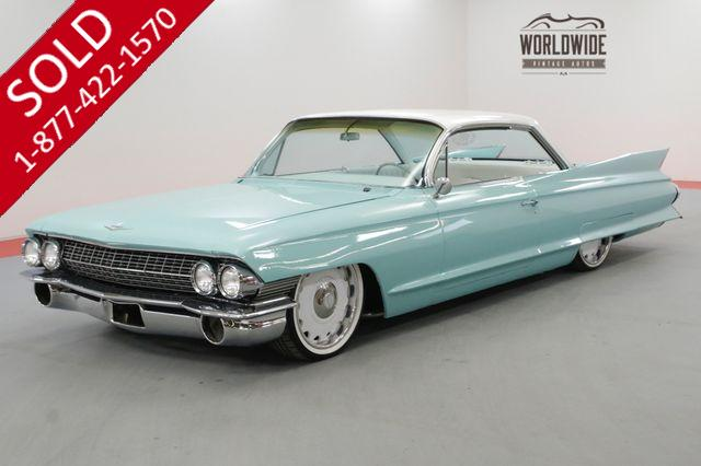 1961 CADILLAC SERIES 62 LS MOTOR CUSTOM RIDETECH AIR RIDE