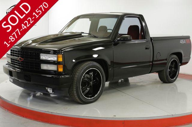 1991 CHEVROLET  454 SS RARE. 1 OWNER. 502 CRATE V8 CONVERSION