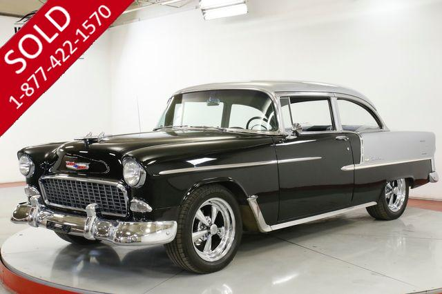 1955 CHEVROLET  BELAIR  RESTOMOD TWO TONE DISC SHOW READY