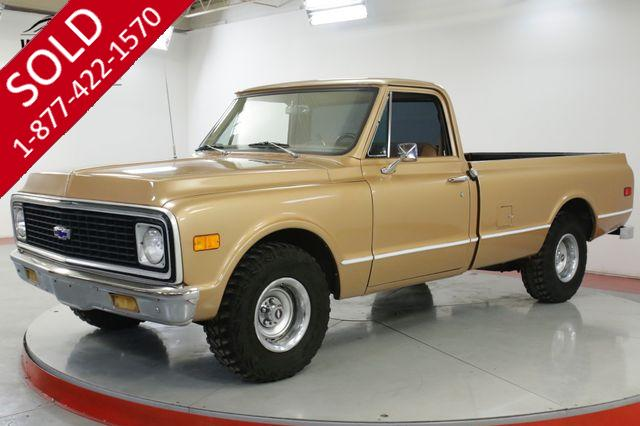 1971 CHEVROLET C10  350 AUTO. MANY UPGRADES. EXTREMELY CLEAN PS