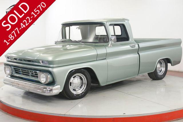 1962 CHEVROLET C10 RESTOMOD SHORTBED 6.2L V8  SHOW READY