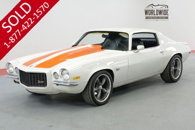 1971 CHEVROLET CAMARO PRO TOURING LS1 6 SPEED 4 WHEEL DISC