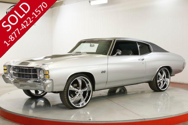 1971 CHEVROLET  CHEVELLE  454 BIG BLOCK AUTO DUAL EXHAUST