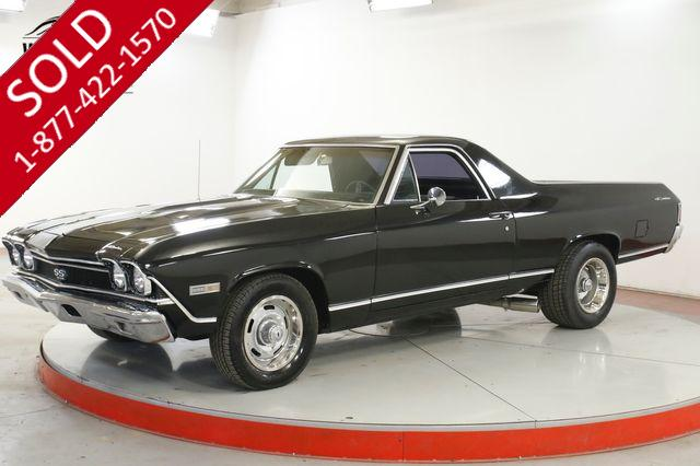 1968 CHEVROLET EL CAMINO SS RESTOMOD 454 V8 AUTO CLEAN FAST COLLECTOR