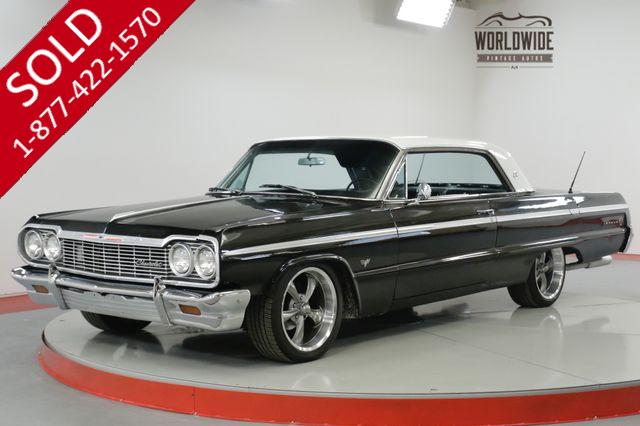 1964 CHEVROLET IMPALA  SS.V8 TH350 AUTO DISC BRAKES. MUST SEE!