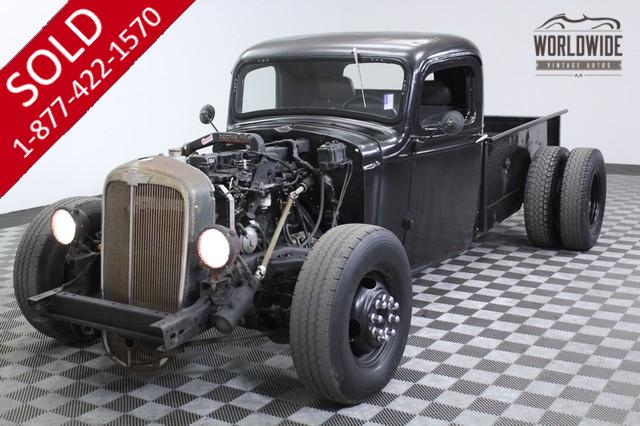 1936 Chevy RatRod Truck Cummins Diesel for Sale