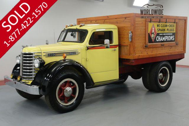 1941 DIAMOND T 306 SERIES VERY RARE DIAMOND T 306 SERIES PICKUP.