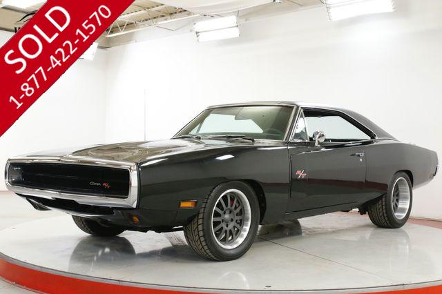 1970 DODGE  CHARGER R/T HIGH DOLLAR RESTORATION FUEL INJECTED