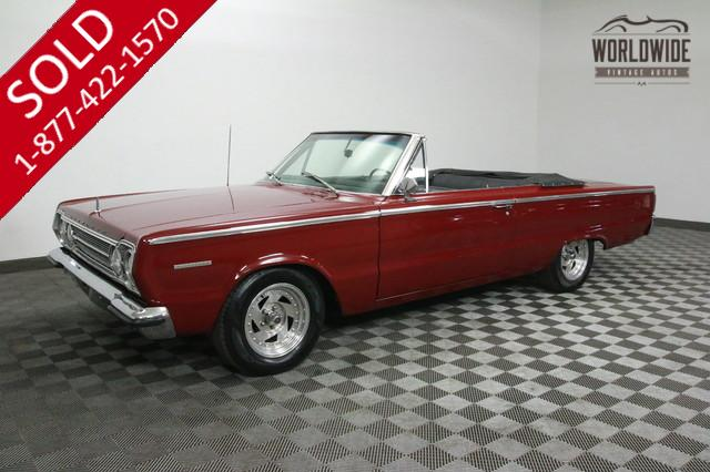 1967 Dodge Coronet Convertible for Sale