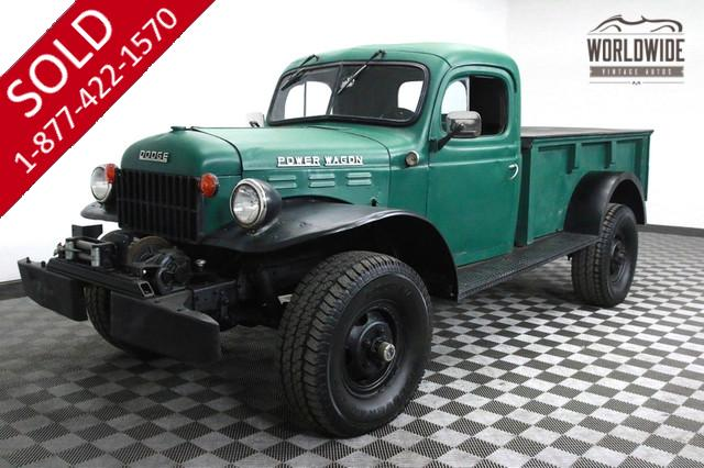 1942 Dodge Power Wagon for Sale