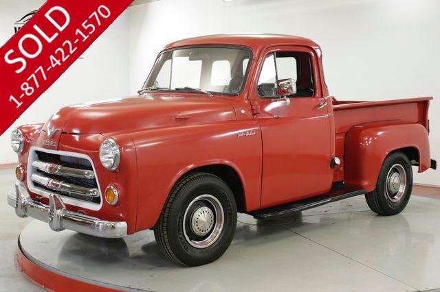 1954 DODGE TRUCK C1 B8 5 WINDOW FRAME OFF RESTORED V8