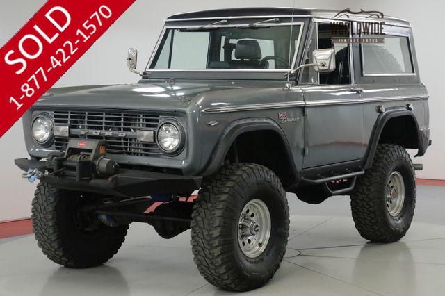 1979 FORD  BRONCO RESTORED 5K MILES 351 V8 LIFT STUNNING 4x4