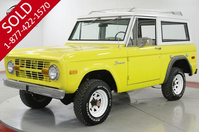 1978 FORD  BRONCO  460 V8 4-SPEED PS PB LIFTED MUST SEE