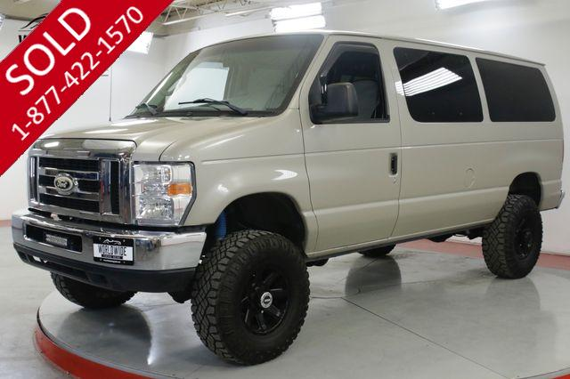 2008 FORD E350 4X4. ARB LOCKERS LIKE SPRINTER SPORTSMOBILE