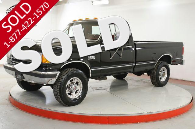 1989 FORD F-250  XLT LARIAT LOW MILES VERY CLEAN A/C