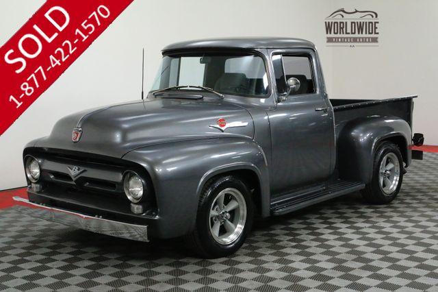 1956 FORD F100 RESTORED. 351 CLEVELAND. FORD 9