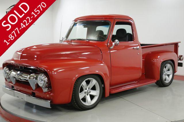 1954 FORD F100 4.6 FUEL INJECTED. PS. PB. DISC. MUST SEE