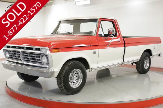 1973 FORD F100 302 V8 PS