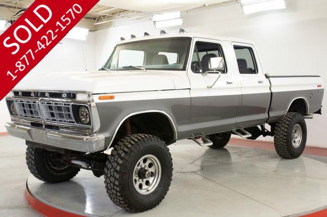 1975 FORD F250 PS PB 390 V8 AIR CONDITIONING