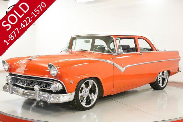 1955 FORD  FAIRLANE FUEL INJECTED FRONT DISC TORQUE THRUST