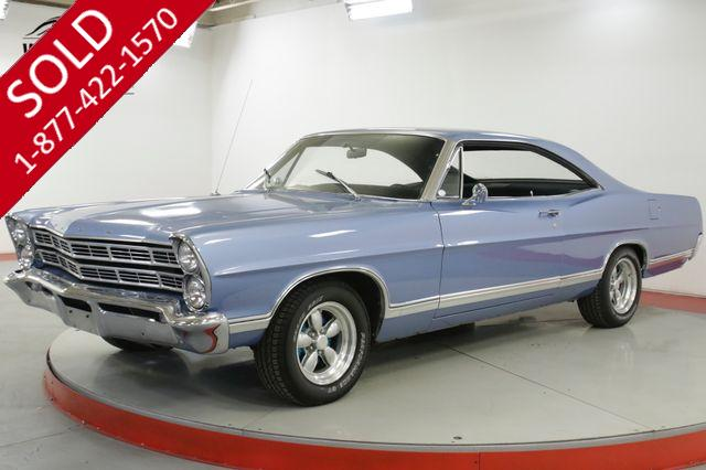 1967 FORD GALAXIE  289V8 AUTOMATIC PS NEW INTERIOR