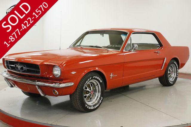 1965 FORD MUSTANG RARE