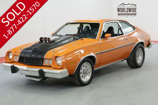 1978 FORD PINTO HATCH BACK 302 V8 ONE OF A KIND