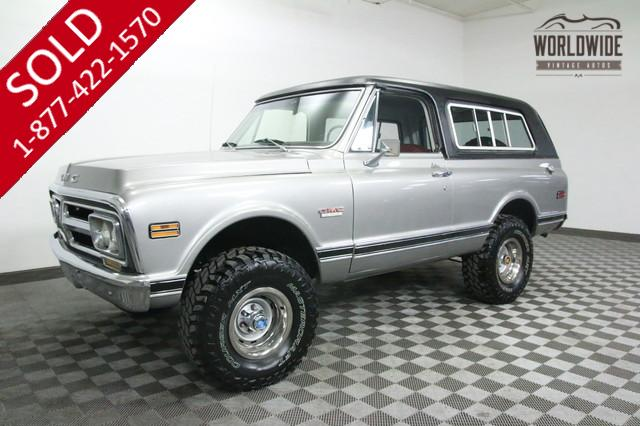 1972 GMC 1500 for Sale