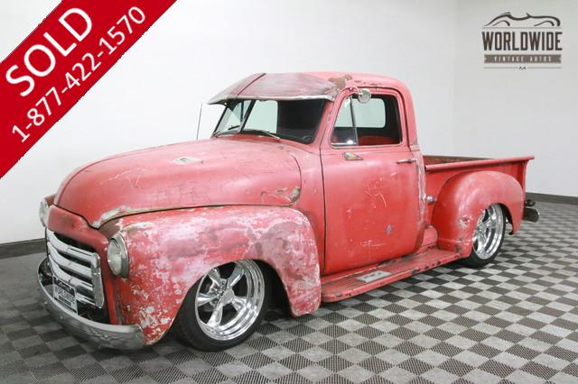1951 GMC 3100 Rat Rod for Sale