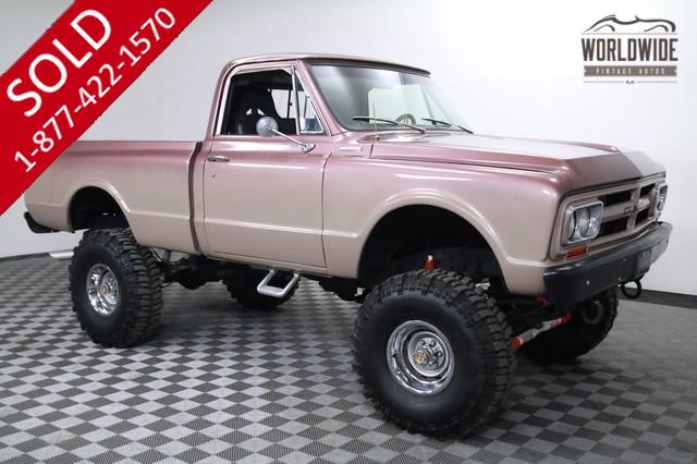 1967 GMC 4x4 for Sale