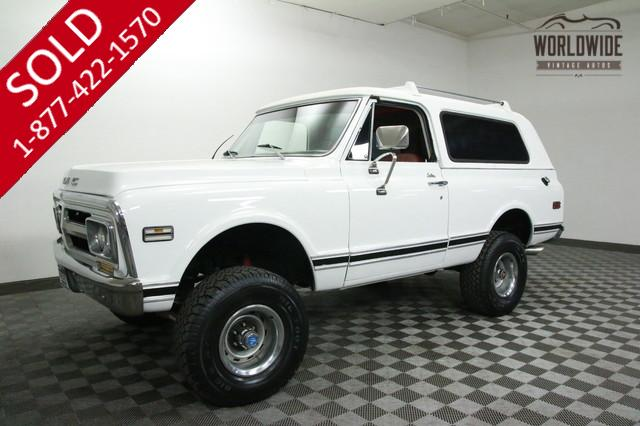 1972 GMC Blazer for Sale