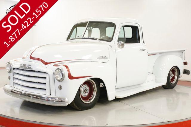 1953 GMC FIVE WINDOW 350 V8 AUTO INDEPENDENT SUSPENSION PS PB