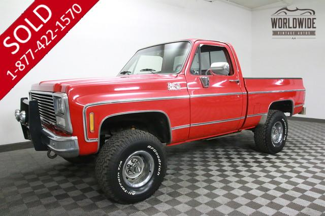 1977 GMC High Sierra Grande for Sale