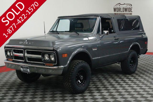 1971 GMC JIMMY RESTORED CUSTOM PS PB 2K MILES