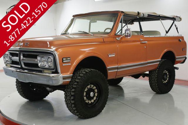 1970 GMC  JIMMY RARE AZ TRUCK BIG BLOCK 454 AC V8 BLAZER